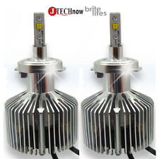 2x 9008 (H13) High Power Focus Adjustable LED Headlight- Replaces Halogen & HID
