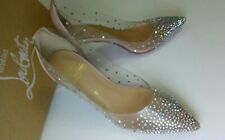 SOLD! Louboutin degrastrass pumps