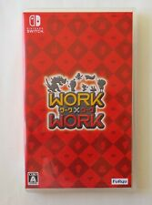 WORK X WORK [ Furyu ] Nintendo Switch