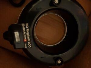 Elinchrom RQ (Ranger Quadra) Ringflash ECO Studio Flash 20492