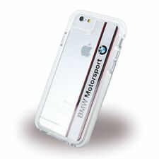 Carcasa iPhone 6 / 6s licencia BMW Motorsport transparente