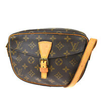 Auth LOUIS VUITTON Jeune Fille PM Shoulder Bag Monogram Leather M51227 34JC312