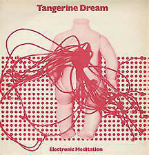 Tangerine Dream – Electronic Meditation Vinyl LP Esoteric Reactive NEW/SEALED
