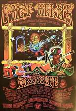 Chet Helms Tribute Concert Poster Rick Griffin Designed SF 2005
