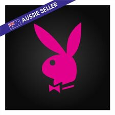 Playboy Bunny Sticker HOT PINK Decal for Car Window Family Astra Mazda 2 3 6 VE