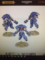 Warhammer 40K Dark Imperium Primaris Space Marines Inceptor Squad (3)