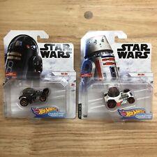 Hot Wheels Chewbacca Star Wars 2//8 1:64 2017 Mattel Disney
