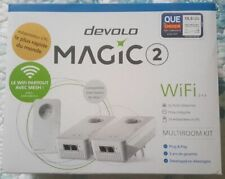 CPL Kit 2-1-3 Devolo Magic 2 Wifi Next 2400 Mbit/s