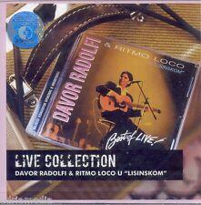 DAVOR RADOLFI & Ritmo Loco CD U Lisinskom Live Collection Uzivo Instrumental Cro