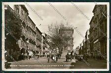 Catania Città ABRASA Foto cartolina QQ0187