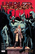 JOHN CONSTANTINE, HELLBLAZER VOL #8 GATES OF HELL TPB Vertigo Comics #72-83 TP