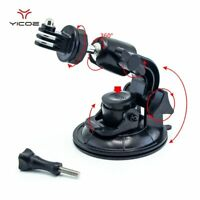 9CM Car Suction Cup Tripod Adapter Camera Sport Action