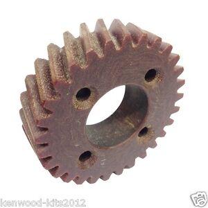 Hobart 55614-1 Fibre Gear Worm Drive Gear Cog A120 AE125 A200 AE200 Dough Mixer.