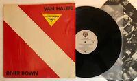 Van Halen - Diver Down - 1982 US 1st Press (NM) In Shrink + Hype Sticker