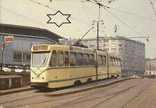 CP - TRAMWAY - Motrice 4025 (de 1971)- Bd. Jamar - Bruxelles - Belgium - Vierge