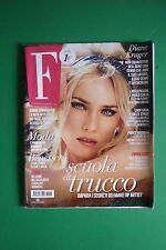 Magazine F Italia DIANE KRUGER LADY GAGA MILEY CYRUS LAURA PAUSINI L'WREN SCOTT