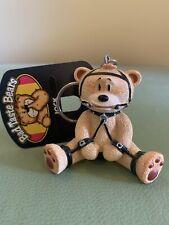 Bad Taste Bears - Jock Keyring. Bondage Bear