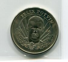 1996-97 Pinnacle Mint Coins Nickel 24 Felix Potvin