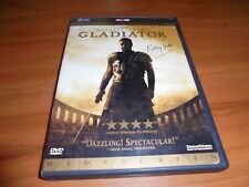 Gladiator (Dvd, 2000, 2-Disc Widescreen) Russell Crowe