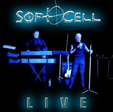 Soft Cell-Live CD Live  New