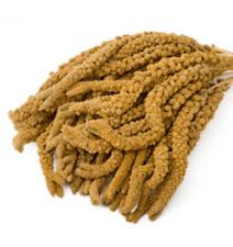 Kolbenhirse 1 kg gelb - Eurital - für Kanarien, Wellensittiche, Vögel und Hühner
