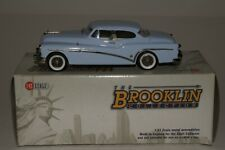 Brooklin Models 1953 Buick Skylark Hardtop Prototype & Original Box 1/43 Scale