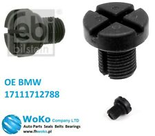 BMW E81 E87 E30 E39 E46 E90 E91 X3 X5 Z4 Bleed Screw & Seal 17111712788 FEBI