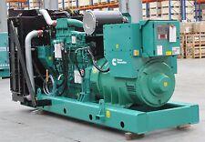 (New) Cummins 900kVA / 820kVA Open Diesel Generator, Genny, Genset - C900D5 CPG