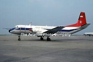 ETPS Avro Andover C.1 XS606 (1977) Photograph