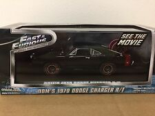 GREENLIGHT 1/43 DODGE Charger Off Road - Fast and Furious 7