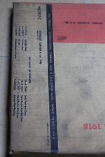 Vintage NOS Fel-pro hs 7917 c chevrolet corvair 6 1960  Engine Head Gasket Set