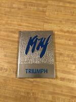 1974 Triumph Year Book 1974 vintage