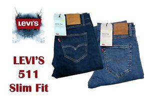 Levi's® 511 Flex Slim Fit Stretchable Jeans for Men's