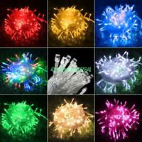 10/20m LED String Fairy Light For Party Wedding Christmas RGB/Warm White 220V