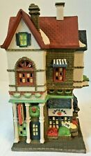 Heritage Village Dept 56 Christmas In The City Corner Grocer #5970-6