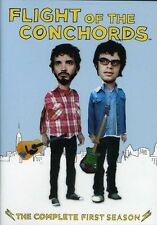 Flight of the Conchords: The Complete First Season [2 Discs] (2011, DVD NEW)