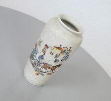 alte Design Keramik Vase Tischvase Blumenvase Vintage 50er Jahre West Germany