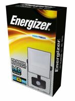 Energizer LED Security Light 20W IP44 Outdoor Floodlight 6500K PIR Motion Sensor