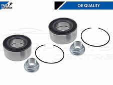 MGZT MG ZT T Rover 75 1.8 2.0 2.5 Front wheel bearing  abs with hub nuts pair X2