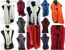 Lot of 10 wholesale scarves winter fall fashion scarf neck warmer