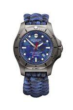 Reloj de cuarzo Victorinox I.n.o.x. Professional Diver titanio 45 mm V241813