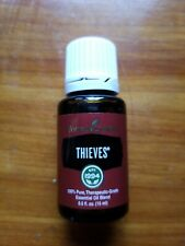 Young Living Thieves 15ml Essential Oil Cleansing Purifies Odors Refresh Carpets