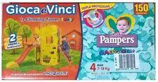 Pampers Baby dry 150 pannolini taglia 4 Maxi (7-18 Kg) confezione convenienza