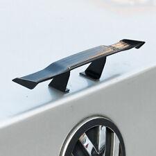 Universal Black Mini Spoiler Car Auto 17*2.9*3.5Cm Rear Tail Decor Spoiler Wing