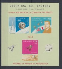 Aerospace Space Ecuador Block 30 (MNH)