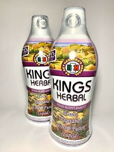 1x Bottle Kings Herbal 750ml