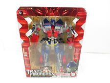 Transformers - TF2 ROTF Revenge of the Fallen - Optimus Prime leader class + box