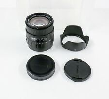 SIGMA UC ZOOM LENS 28-105mm f4-5.6, CANON FIT
