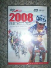 2008 Paris-Roubaix (World Cycling Productions) (2 Dvds) Tom Boonen Fast Shipper
