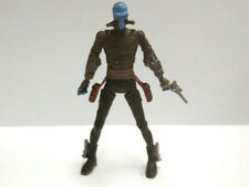 "STAR WARS The Clone Wars CAD BANE Bounty Hunter CW42 hasbro Figure 3.75"" toy"
